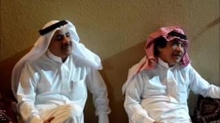 إستقبال الحكمان من هذيل عند خوالهم الشلطان في منزل ماجد بن خزام الشلاطي المقاطي