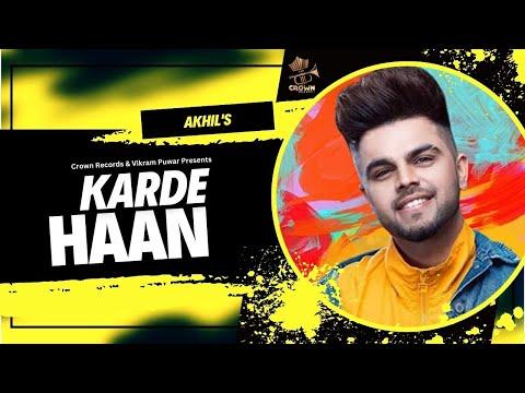 Xxx Mp4 Karde Haan AKHIL Manni Sandhu Official Video Collab Creation New Punjabi Songs 2019 3gp Sex