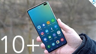 Samsung Galaxy S10+ Review - Almost Perfect Smartphone 2019!