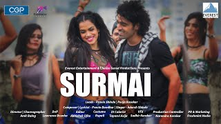 Surmai सुरमई - New Marathi Songs 2019 | Marathi DJ Song | Adarsh Shinde | Pravin Bandkar