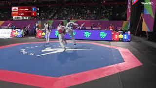Josipa KAFADAR CAN - Jingyu WU CHN