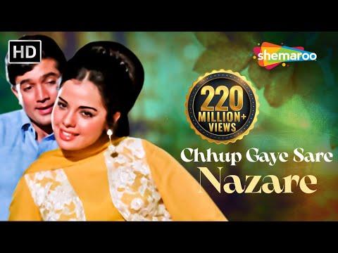 Xxx Mp4 Chhup Gaye Sare Nazare Rajesh Khanna Mumtaz Do Raaste Bollywood Hit Love Songs HD 3gp Sex