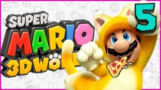 Super Mario 3D World: PART 5 - WOW