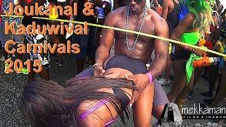 Joukanal & Kaduwival Carnivals 2015 in Barbados