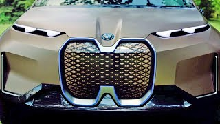 BMW Vision iNEXT (2021) BMW Next-Gen SUV