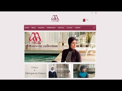 Israa Sport les vêtements sportswear pour les femmes voilées