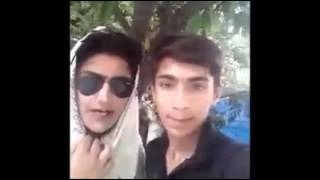Funny dubsmash of pakistani political created by kids
