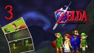 Reencuentro con Saria #3 walkthrough | The legend of Zelda Ocarina of Time