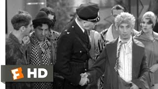 Animal Crackers (9/9) Movie CLIP - You Sure Surprised Me (1930) HD