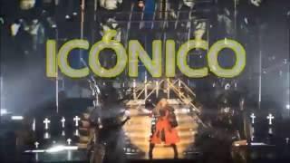 Madonna - Iconic Intro y canción completa (Subtitulado Español)