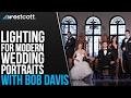 Download Video Download Lighting for Modern Wedding Editorial Portraits 3GP MP4 FLV