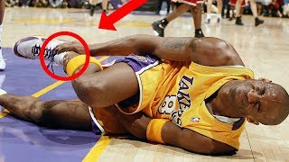 6 WORST NBA INJURIES EVER