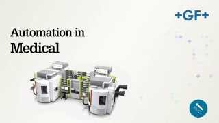 AgieCharmilles Automation CELL medical