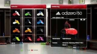 Pro Evolution Soccer 2014 | ALL BOOTS / SHOES | PESEdit.com Patch