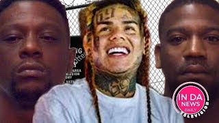Boosie LOCKED UP & Facing SERIOUS Charges, 6ix9ine to get out of Jail in SEPTEMBER?