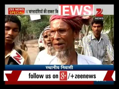 Illegal Bangladeshi immigrants biggest issue for Assam election?