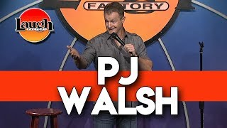 PJ Walsh   Women are Amazing   Stand-Up Comedy