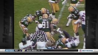 Chicago Bears vs Green Bay Packers 1985 Week 9