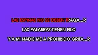 Luis Fonsi - Gritar Karaoke