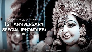 GOLNAKA BABLU MAATHA PROCESSION 2017 | by PHONDLES | 1st ANNIVERSARY SPECIAL