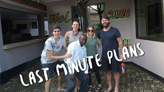 Booking Last Minute Travel   Africa Vlog 2