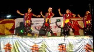 Sunuwar Song Dance  Dharan