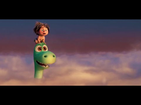 The Good Dinosaur - Crystals - Of Monsters And Men