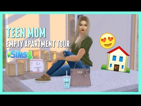Xxx Mp4 My First Empty Apartment Tour Teen Mom Edition A Sims 4 Series 3gp Sex