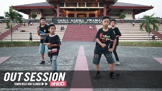 Jaran Goyang - Hasoe [NDX Cover] (Dance Cover by Temon Holic Kids Sleman) • Out Session