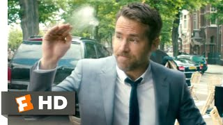 The Hitman's Bodyguard (2017) - I Was Up Here Scene (7/12) | Movieclips