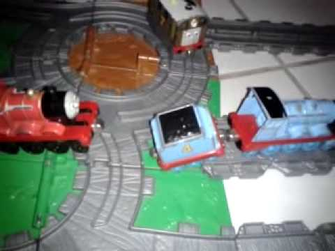 Thomas y sus amigos take n play remake