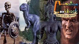 The History of Ray Harryhausen 2/2 - Animation Lookback: The Best of Stop Motion