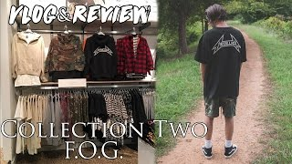 FOG Collection Two Vlog & Review! (Back To School Collection)