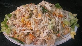 Chinese Chicken Vagetable Rice ( Cooking With Fouzia )
