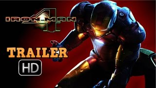 Iron Man 4 - 2017 Trailer Official HD