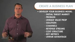 Steps To Creating A Killer Business Plan - Creating The Killer Business Plan