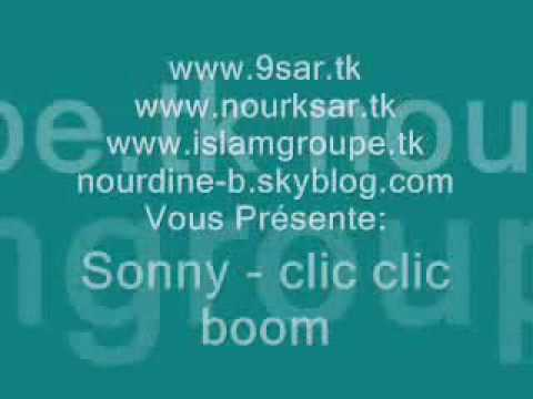 Sonny clic clic boom