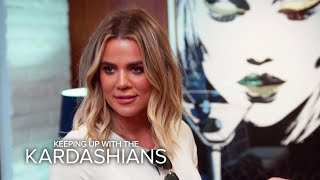 KUWTK | Khloe Kardashian Hangs Out With Rob's Imaginary Friend | E!
