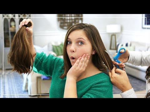Xxx Mp4 RYLAN GETS A NEW HAIRCUT Cute Girls Hairstyles 3gp Sex