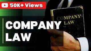 Company Law | Companies Act 2013 by CA Jaishree Soni
