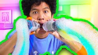 Rainbow Bubble Snake HACK