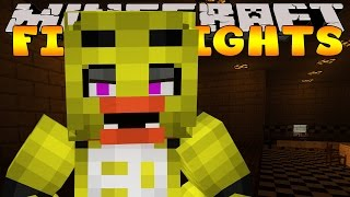 Minecraft - FIVE NIGHTS AT FREDDYS - MISSING PERSON #5 (Custom Roleplay)