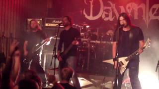 DAWNLESS - We're All The Same - (HQ sound live)