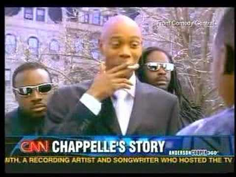 Anderson Cooper 360 Dave Chappelle Pt. 1 of 2