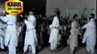 Afghan song (ATTAN) Mohammadullah katawazai and Khyar Mohammad Khandan Pashto