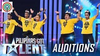 Pilipinas Got Talent Season 5 Auditions: Splitters - Dance Group