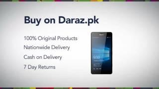Microsoft Lumia 950 Specifications - Daraz.pk