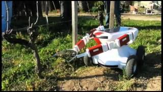 Robotisation : Le VIN de Wall Ye, encore au stade prototype