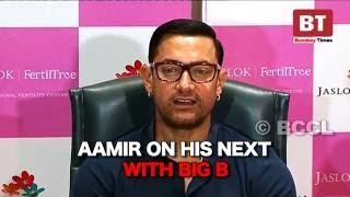 Aamir Khan on