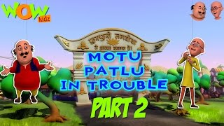 Motu Patlu In Trouble  - Compilation Part 2 As seen on Nickelodeon As seen on Nickelodeon